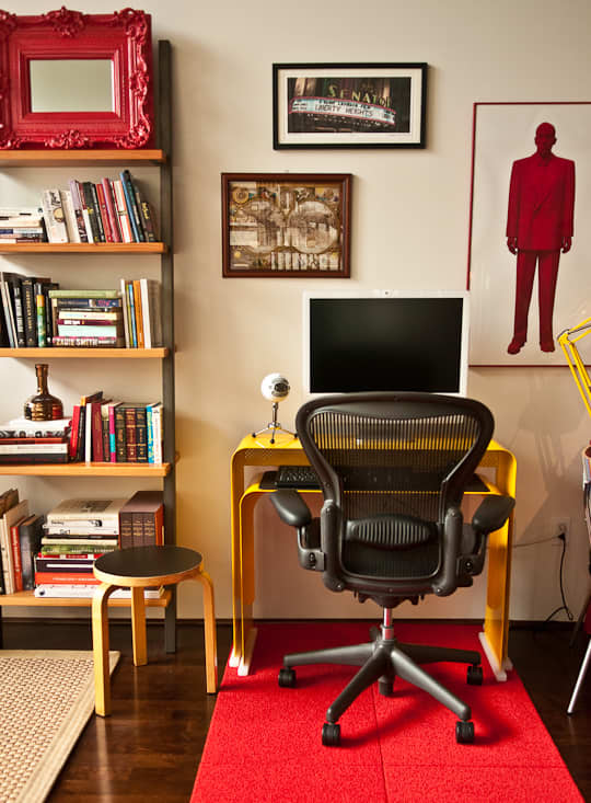 Finding A Space To Write In Your Home: gallery slide thumbnail 5