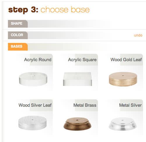 Mottega: Customized Lamps in 2 Weeks: gallery slide thumbnail 4