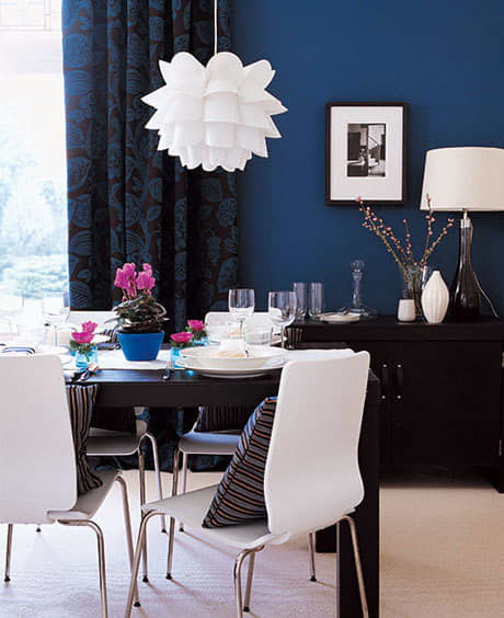 Design Inspiration: Beautifully Painted Dining Rooms: gallery slide thumbnail 4