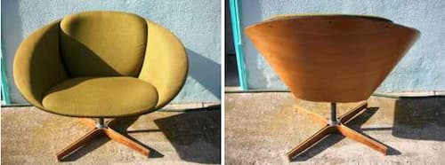 George Mulhauser Club Chair – $700: gallery image 10