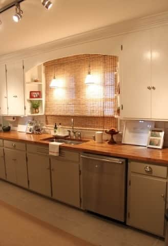 Before & After: Amy & Chad's Kitchen Update on a Budget: gallery slide thumbnail 4