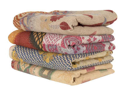 5 Vintage or Antique Blankets: gallery slide thumbnail 2