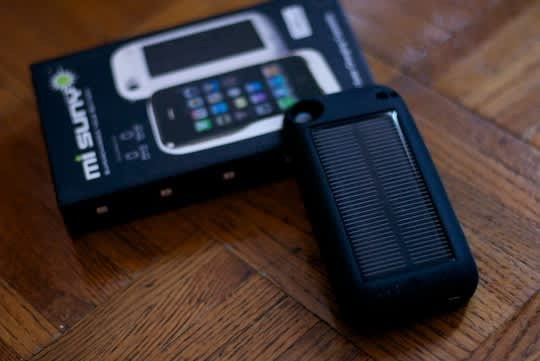 The 7 Best iPhone Cases From CES 2011: gallery slide thumbnail 7