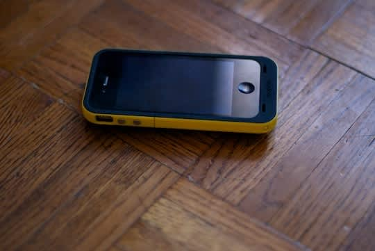 The 7 Best iPhone Cases From CES 2011: gallery slide thumbnail 9