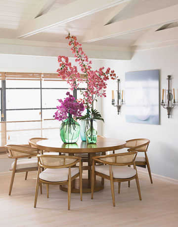Design Inspiration: Beautifully Painted Dining Rooms: gallery slide thumbnail 8