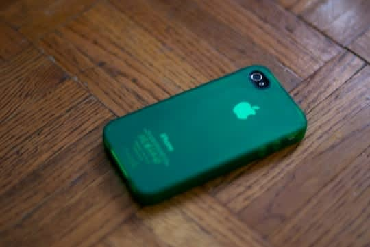 The 7 Best iPhone Cases From CES 2011: gallery slide thumbnail 2