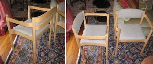 Danish Mobler Chairs – $50: gallery slide thumbnail 2
