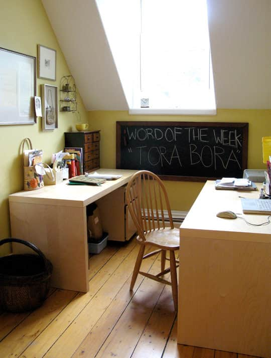 Finding A Space To Write In Your Home: gallery slide thumbnail 1