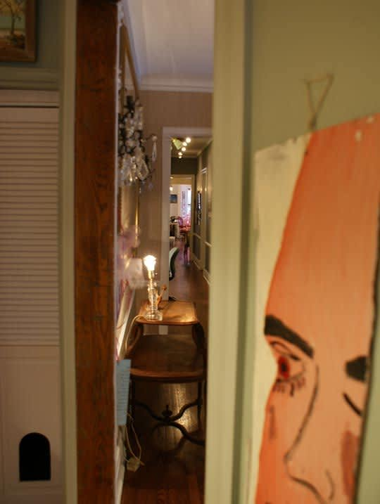 Sally's French-Glam Hyde Park Home: gallery slide thumbnail 14