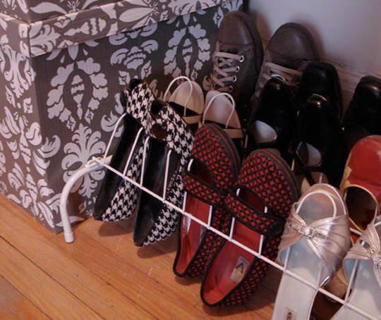 Shoe Organization: gallery slide thumbnail 2