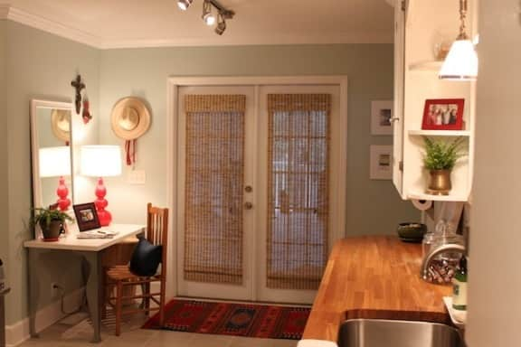 Before & After: Amy & Chad's Kitchen Update on a Budget: gallery slide thumbnail 2