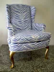 George Mulhauser Club Chair – $700: gallery image 4