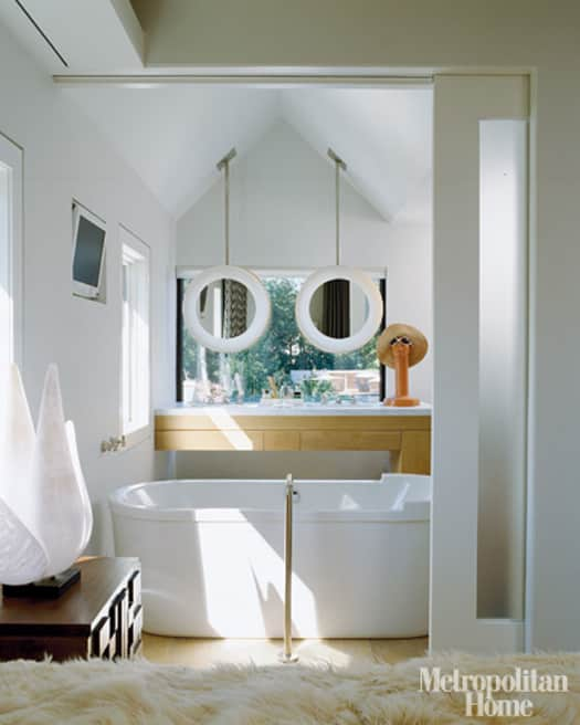 Space Solutions: Hanging Mirrors Over Windows: gallery image 4