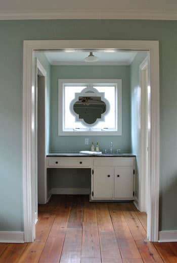 Space Solutions: Hanging Mirrors Over Windows: gallery image 3