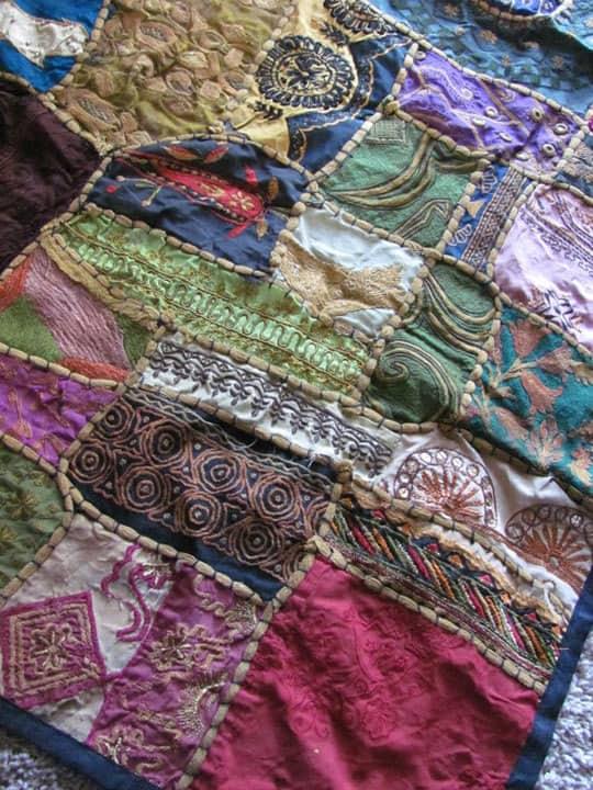 5 Vintage or Antique Blankets: gallery slide thumbnail 3
