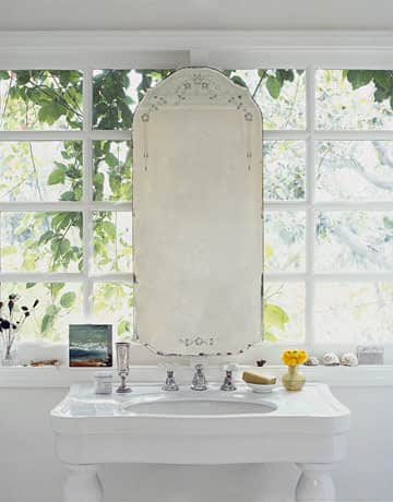 Space Solutions: Hanging Mirrors Over Windows: gallery image 2