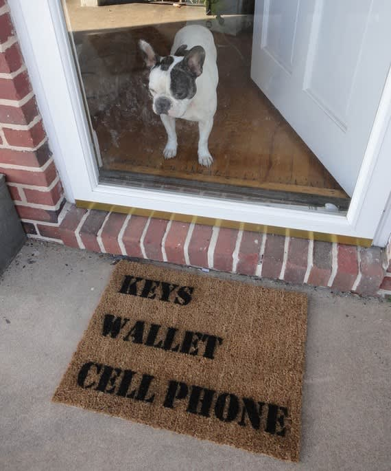 Modern Welcome Mats: gallery image 7