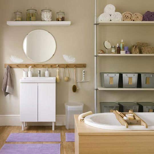 Organized Bathrooms: Clean and Clutter-free: gallery slide thumbnail 13