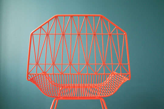 Bend: Wire Seating by Gaurav Nanda: gallery slide thumbnail 10