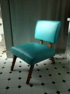 George Mulhauser Club Chair – $700: gallery image 6