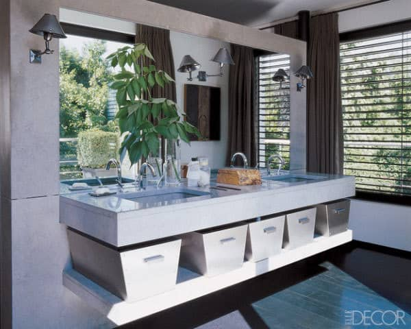 Organized Bathrooms: Clean and Clutter-free: gallery slide thumbnail 8