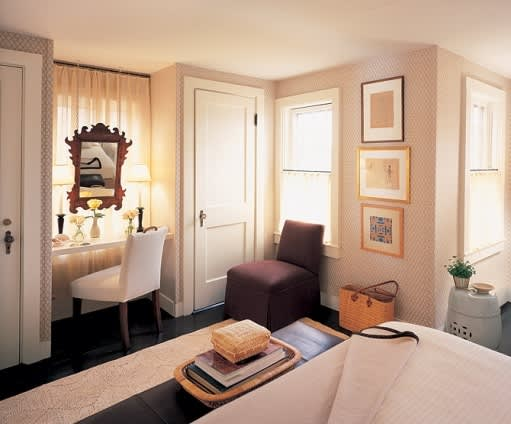 Space Solutions: Hanging Mirrors Over Windows: gallery image 1