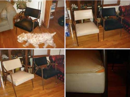 Vintage Viko Furniture Chairs – $30: gallery slide thumbnail 6