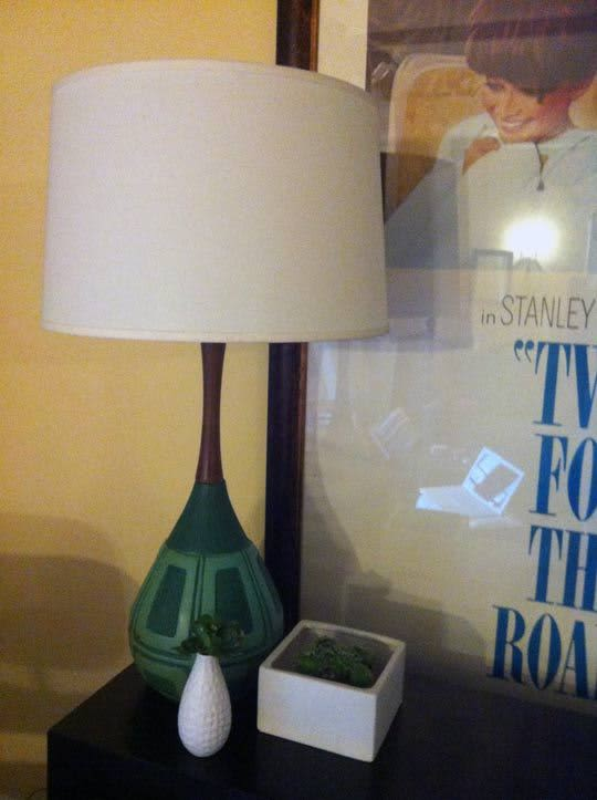 How To Determine the Right Lampshade for a Lamp: gallery slide thumbnail 2