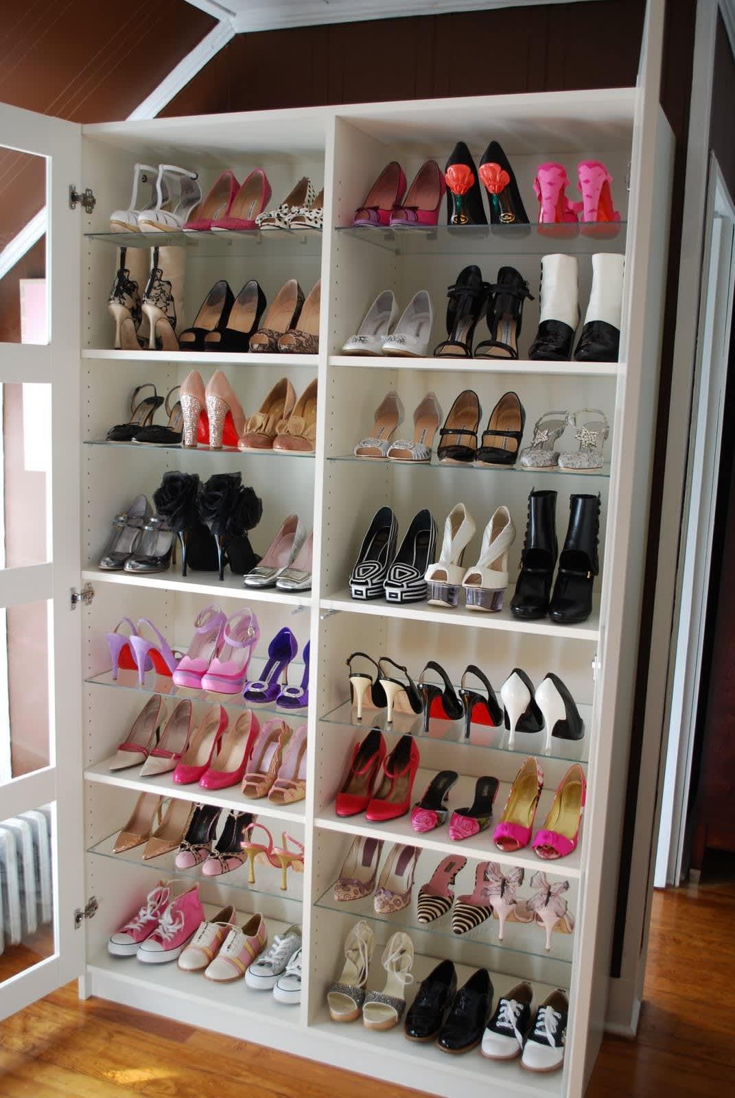 Shoe Organization: gallery slide thumbnail 5