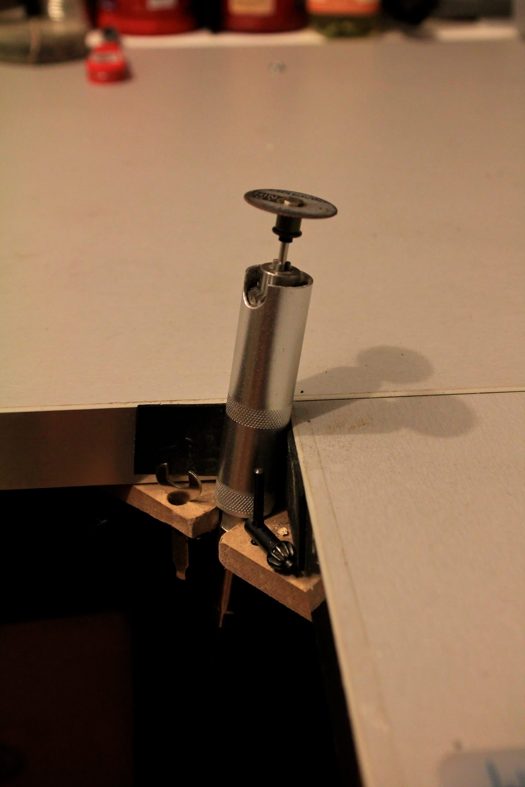 A Builder's One Bedroom Workshop: gallery slide thumbnail 4