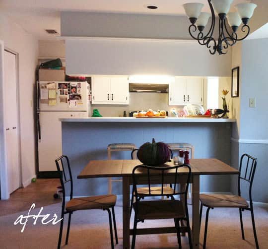 Before & After: A Quick and Easy Kitchen Update: gallery slide thumbnail 2
