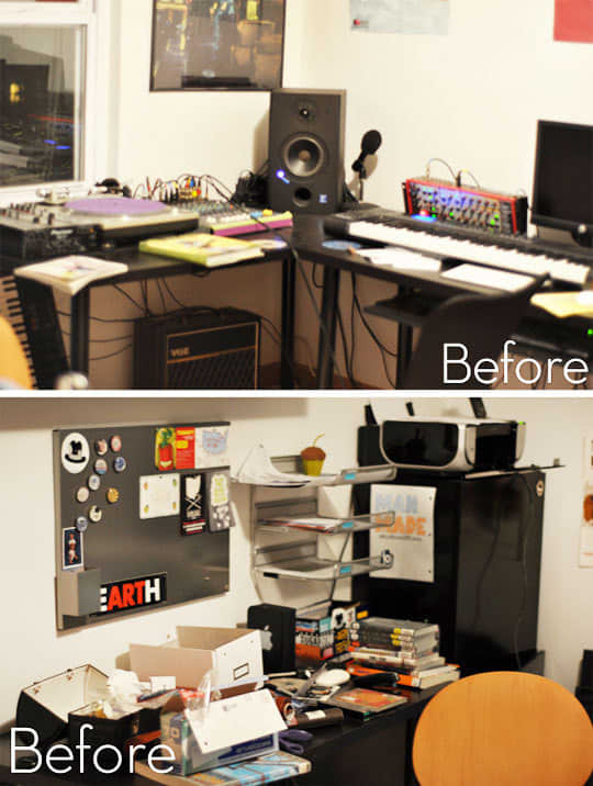 Chris' Crafty Home Office Makeover: gallery slide thumbnail 1