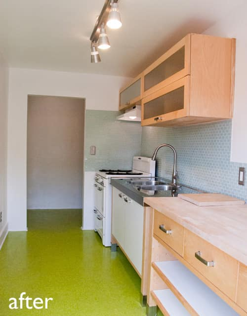 Before & After: My Cheap, Green Kitchen Remodel: gallery slide thumbnail 5