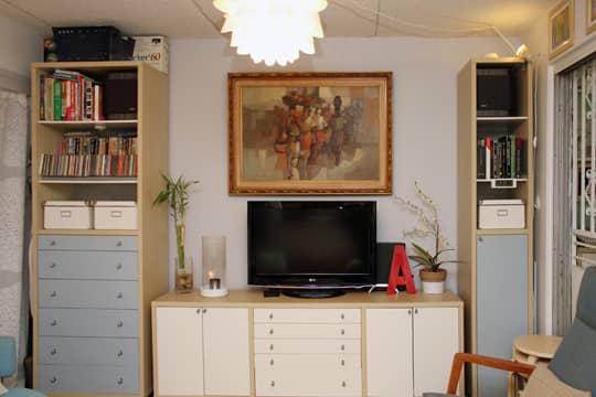Jose's Super Small & Stylish 275 Square Foot Apartment: gallery slide thumbnail 9