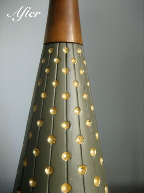 Mid Century Lamp Makeover: gallery slide thumbnail 1