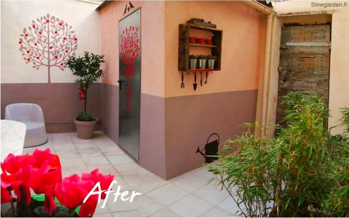 Before & After: 4 City Gardens: gallery slide thumbnail 3