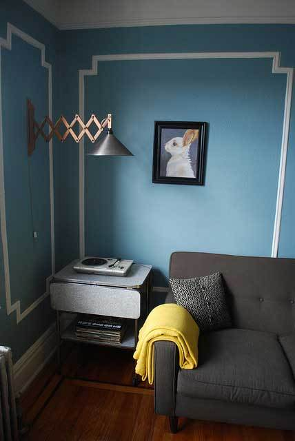 AJ & Alex's Eclectic Shabby Chic Queens Apartment: gallery slide thumbnail 17