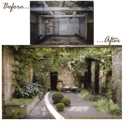 Before & After: 4 City Gardens: gallery slide thumbnail 5