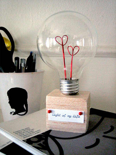 Creative Reuse: 10 Ways To Repurpose Light Bulbs: gallery slide thumbnail 5