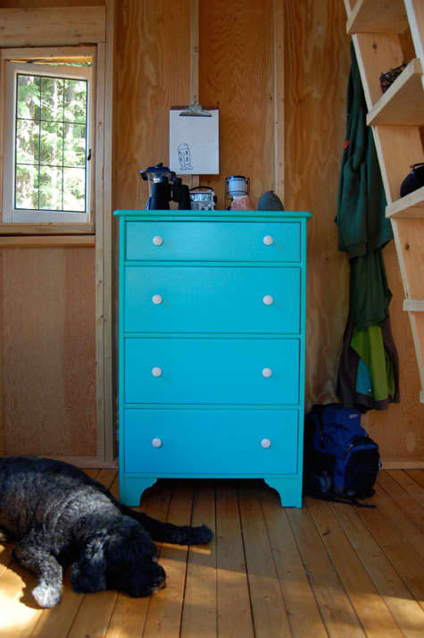 Four People (and a Dog) Living in 180 Square Feet: gallery slide thumbnail 25