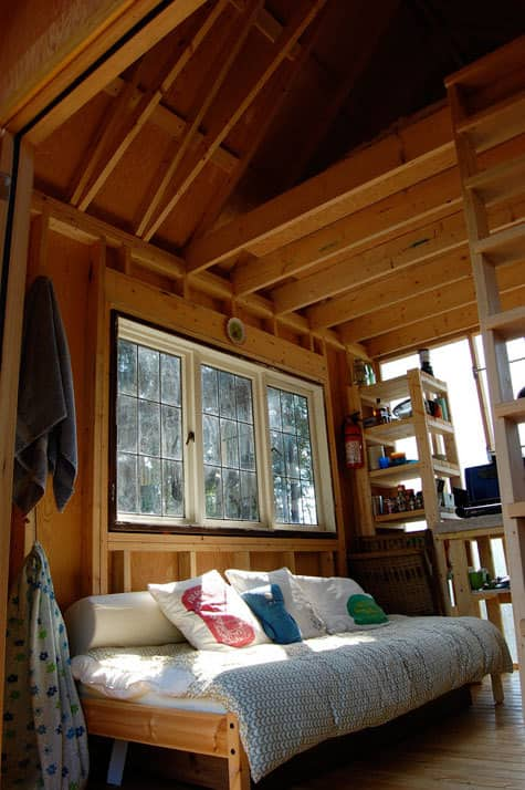 Four People (and a Dog) Living in 180 Square Feet: gallery slide thumbnail 20