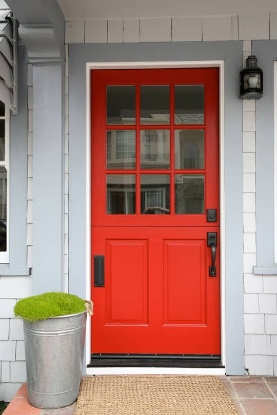 Curb Appeal: Cottage Style Front Doors: gallery image 3