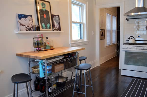 Claire & Jeffrey's Kitchen: The Big Reveal