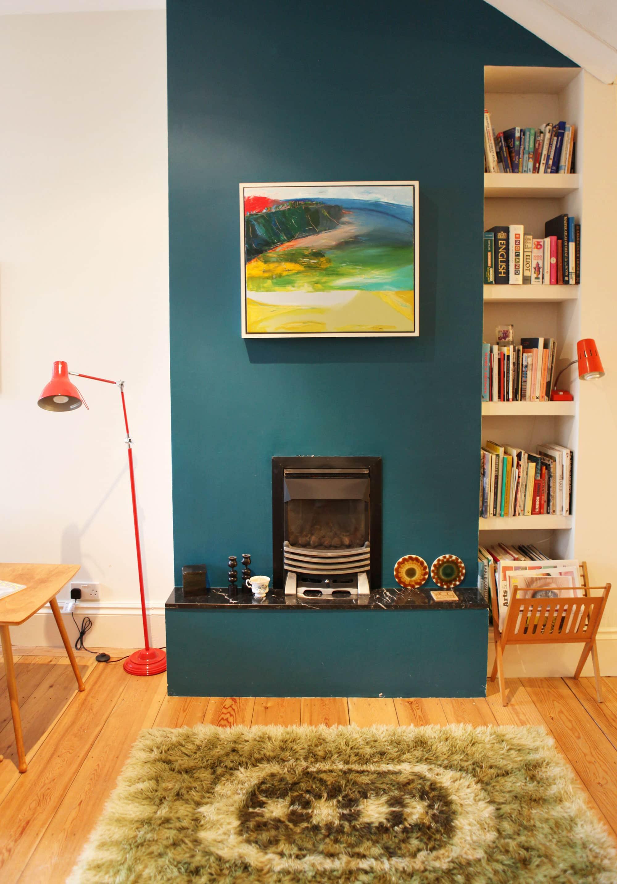 Lesley's Cozy Cool UK Coastal Home: gallery image 11