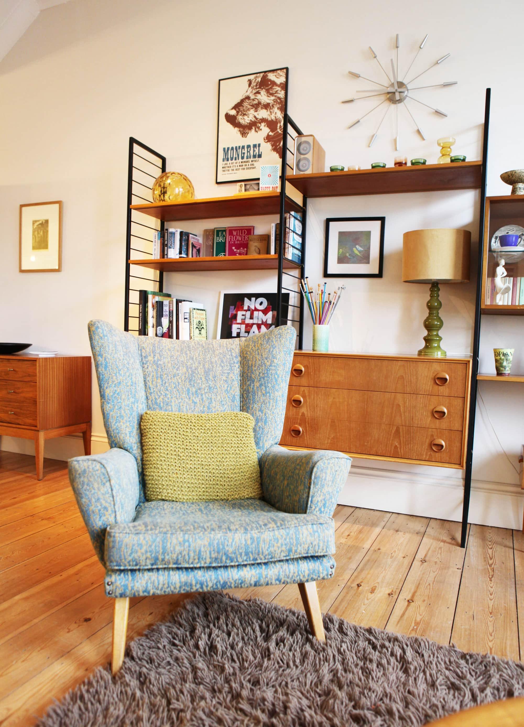 Lesley's Cozy Cool UK Coastal Home: gallery image 3