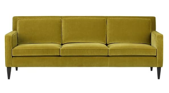 Color Inspiration: 8 Beautiful Yellow Sofas: gallery slide thumbnail 7