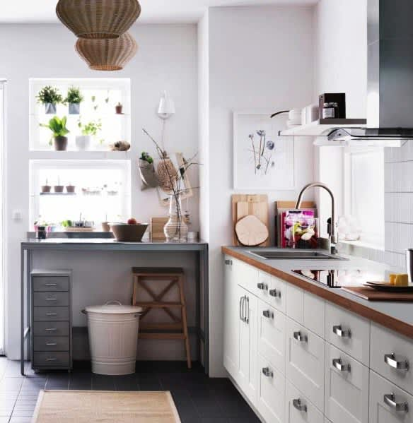 Applad Doors Ikea Kitchen: Style Selector: Finding The Best IKEA Kitchen Cabinet