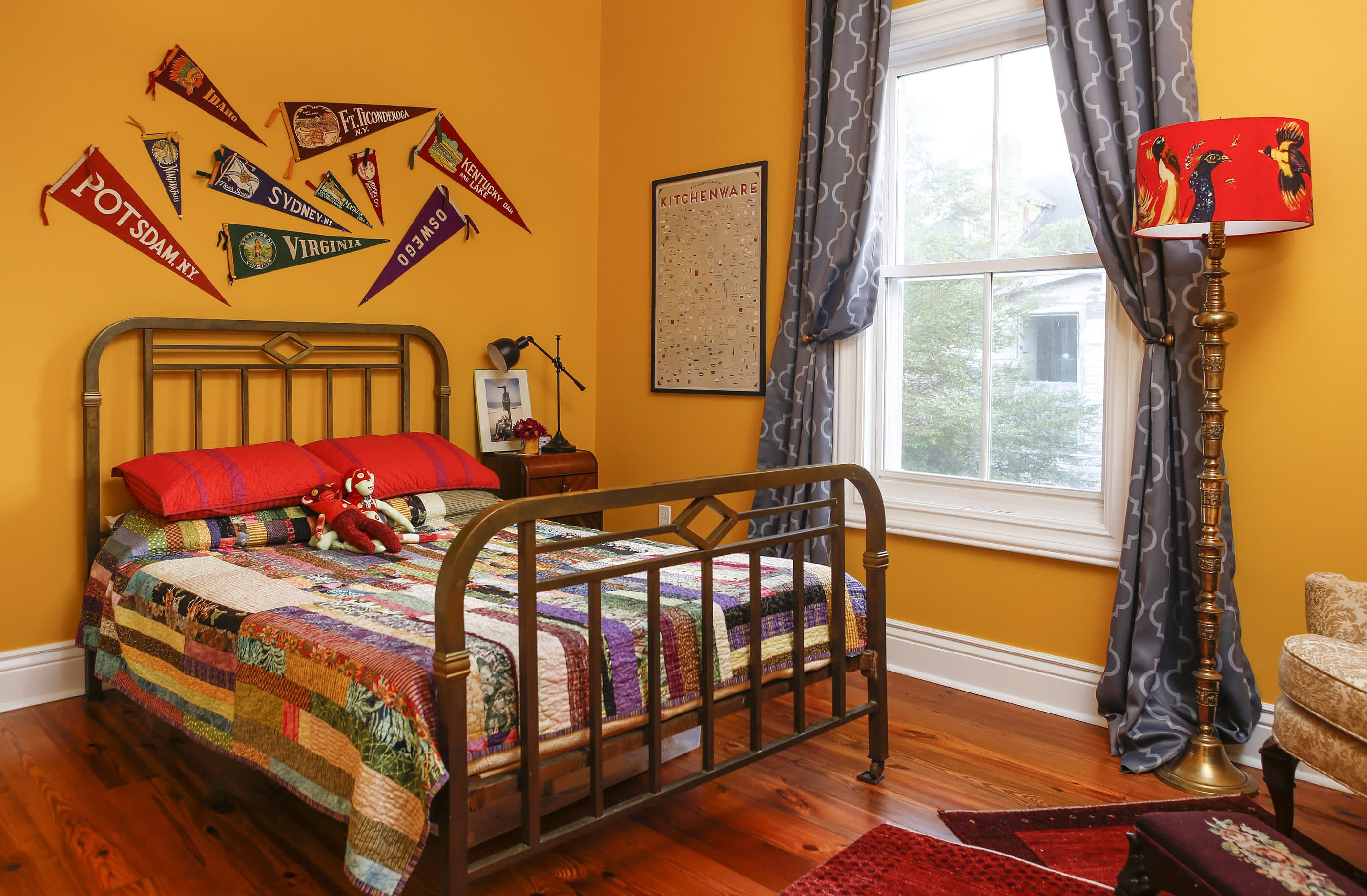 House Tour: A Bold & Colorful Uptown New Orleans House ...