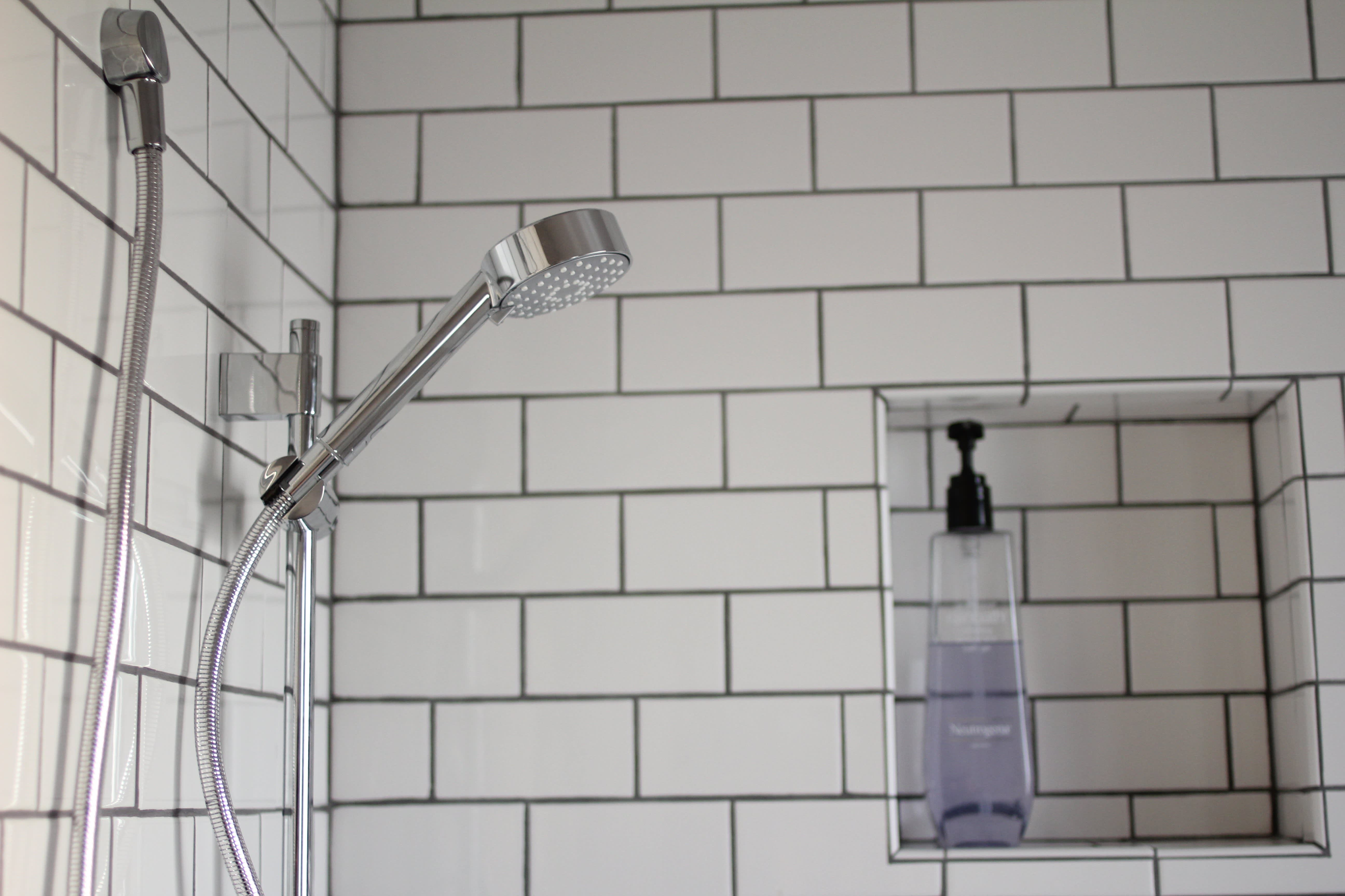 Diy Renovation Project How To Build A Recessed Shower