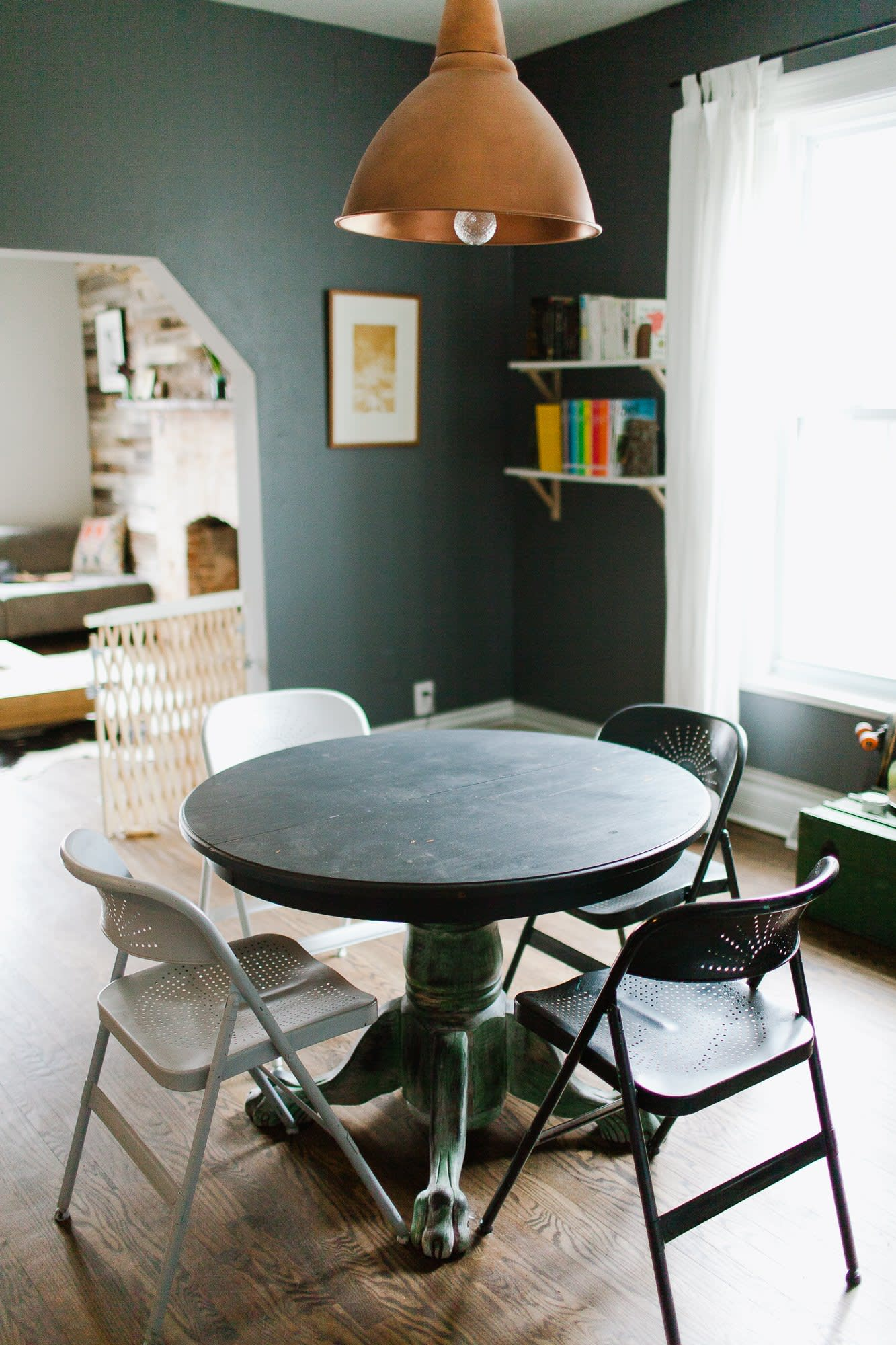 Color Palette Inspiration: 7 Dark, Dramatic Wall Paint Colors that ...